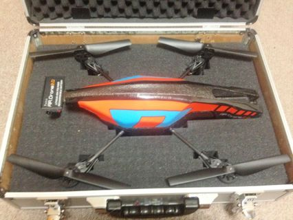 AR.Drone 2.0 Carrying case