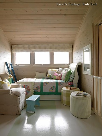 Sarah's Cottage Kids Loft