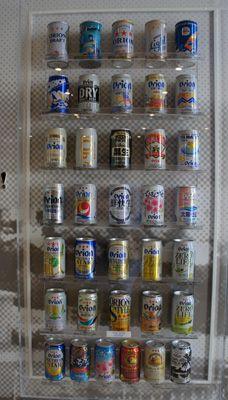 歴代のオリオンビール