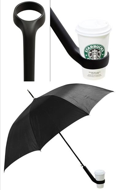 面白い 傘
