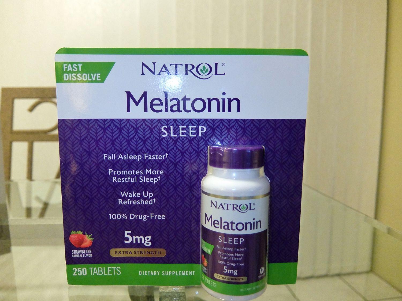 ハワイ コストコ 睡眠導入剤 メラトニン Melatoning 睡眠薬 眠剤