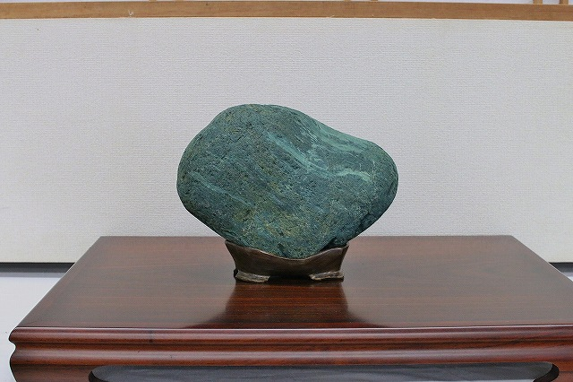 土岐石「青碧」
