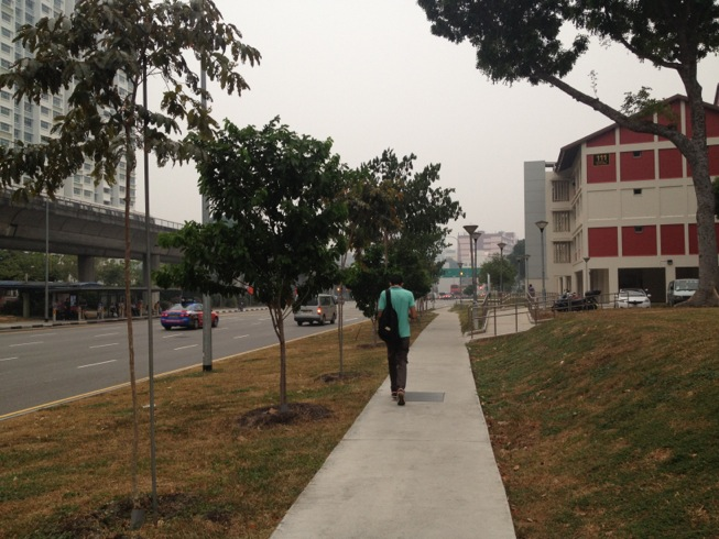 Kallang駅周辺
