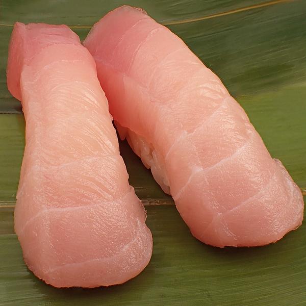 びんちょうの背トロ にぎり寿司.jpg