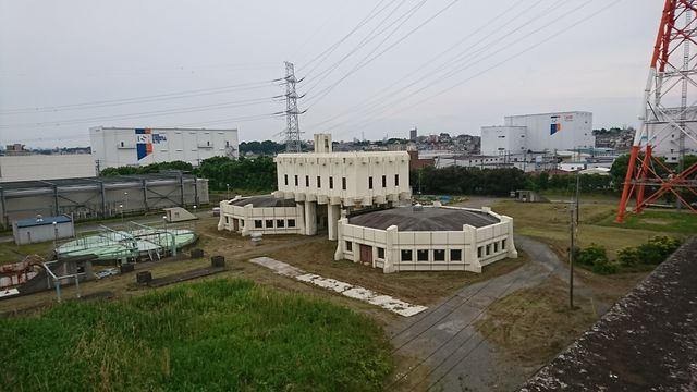 新河岸川水循環センター - Japan...