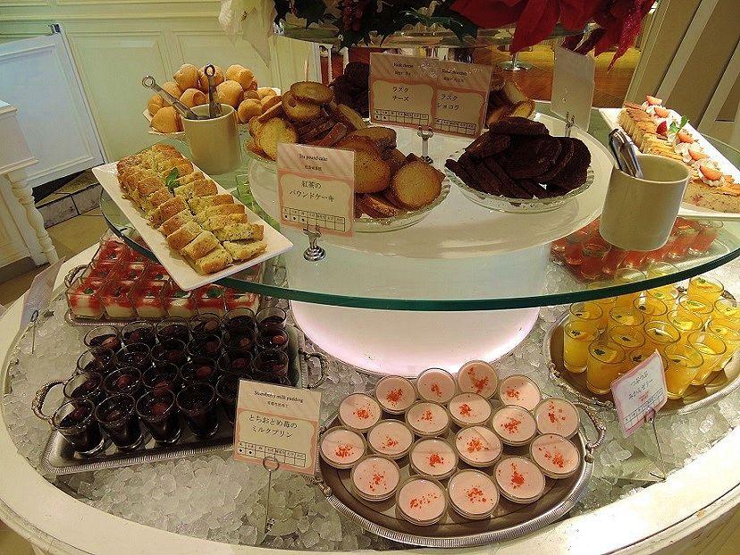 Salon de Sweets 東京ソラマチ 食べ放題大好き