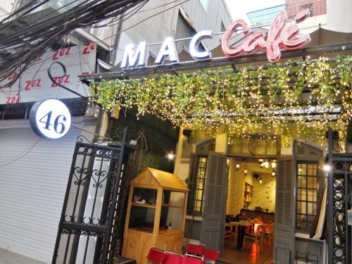 Mac Coffee ハノイ ベトナム コーヒー ココナッツ