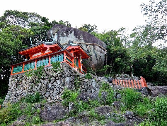 神倉神社 パワースポット 和歌山 神霊