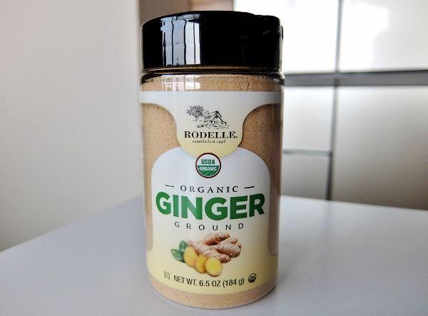 コストコ ジンジャーパウダー オーガニック しょうが 生姜 円 RODELLE Ginger Ground ブログ