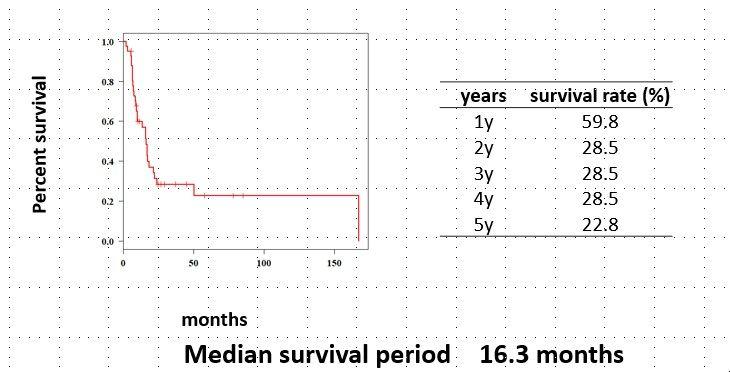 前立腺 が ん 生存 率