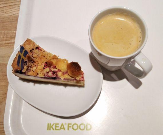 IKEA FOOD レストラン イケア ケーキ 無料 お得 コーヒー
