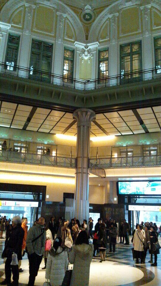 1215東京駅丸の内側