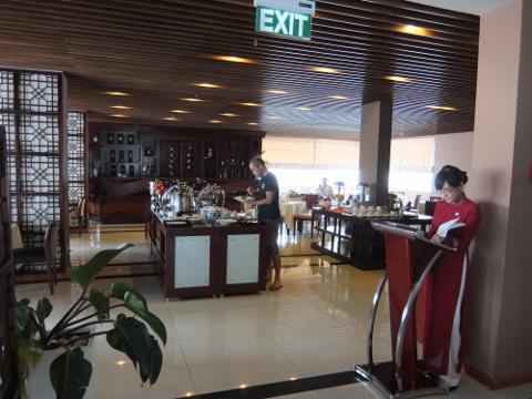 ホーチミン ベトナム サイゴンホテル ドンコイ
