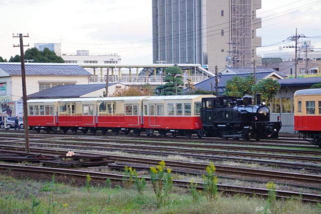 小湊鉄道 SDL 里山トロッコ整備6