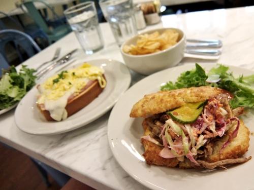マグノリア ベーカリー(Magnolia Bakery Cafe) アラモアナ Hawaii ハワイ