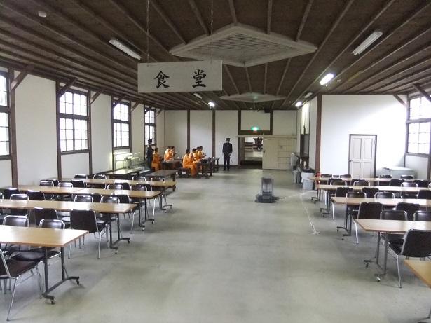 旧二見ケ岡農場 食堂棟@網走1