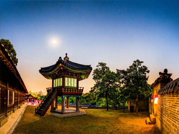 韓国旅行、古宮、ソウル