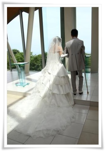結婚式-2 15.6.28