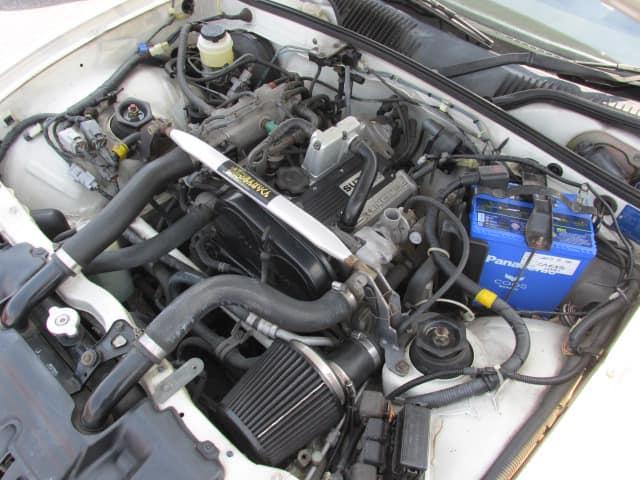 カプチーノ ワンオーナー 専門 エンジン ターボ 整備
