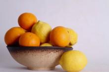 オレンジやくだもの