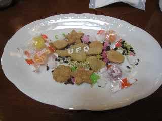 UFOそばクッキー