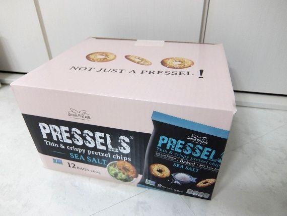 コストコ SS Pressels 12P 858円 プリッセル レポ ブログ