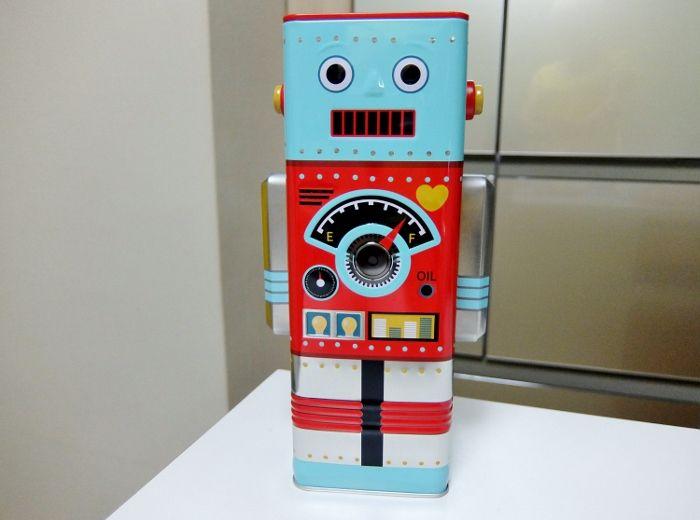 コストコ ロボットキャンディ缶 888円で買った商品のレポ
