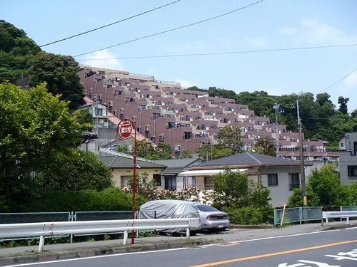20130526 田浦の集合住宅