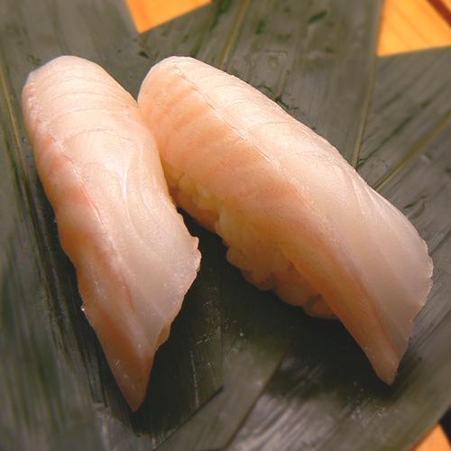 鮫鰈 黒酢の寿司京山 にぎり寿司.jpg