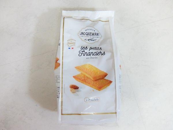 コストコで買った商品のレポ アーモンドフィナンシェ 円