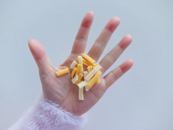 コストコ マーブルシュレッドチーズ 1KG 858円 JUCOVIA(ジャコヴィア)の Marble Shred Cheese ブログ レポ