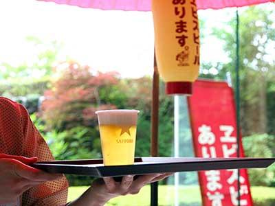 兵衛向陽閣-湯上り処でビール販売1.jpg