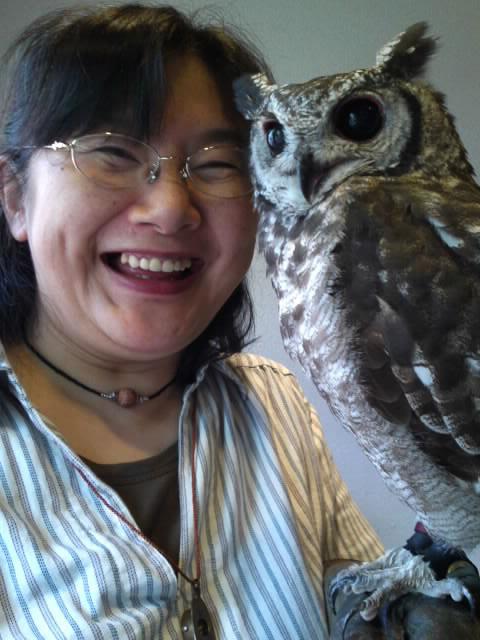 フクロウと私