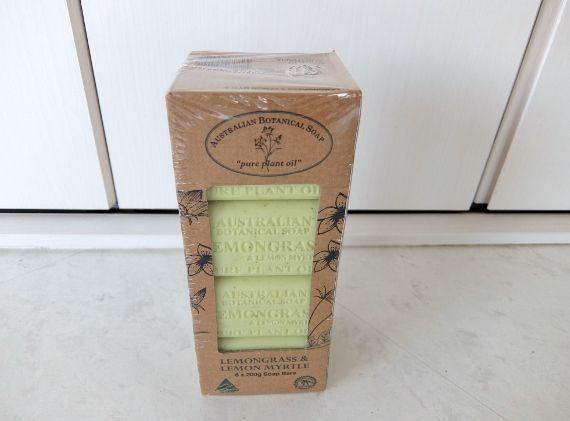 コストコ レポ ブログ Botanical Bar Soap 1,498円 ボタニック バーソープ