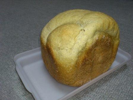 玄米100%パン-完成
