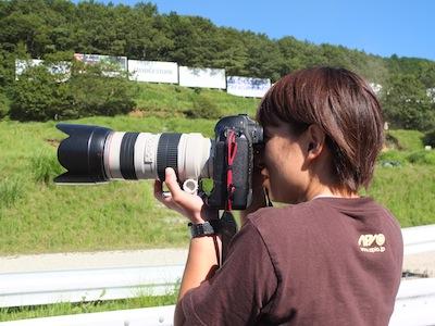 アピオの社カメ