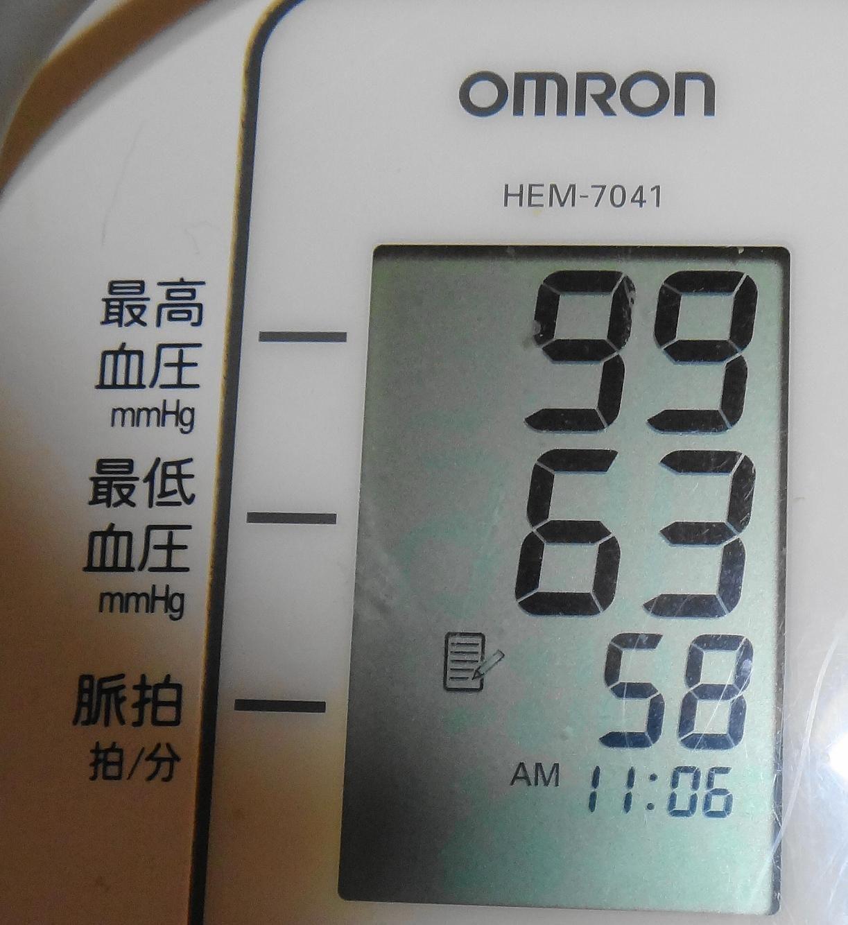 体温 低 血圧