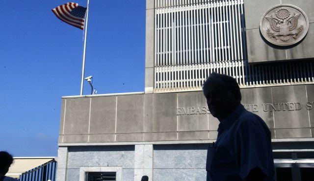 U.S. embassy in Tel Aviv. Photo by Ariel Schalit.jpg