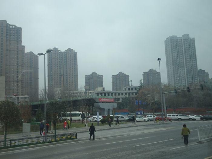 中国・西安を訪ねる(その13・絨...