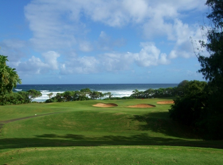 WAILUA municipal golf course  ワイルアゴルフ場
