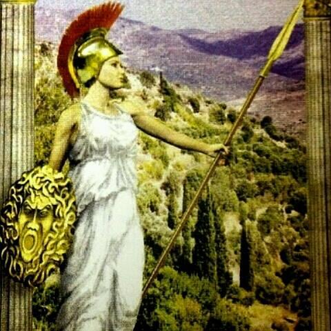 アテナ女神2