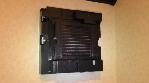 2階トイレの換気扇シャッターには結露なし