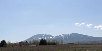 5月初の浅間山