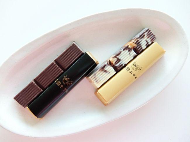 コストコ スティック チョコレート 円 帝国ホテルのチョコレート マーブル ビター