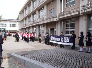 01斐太高校お迎え.JPG