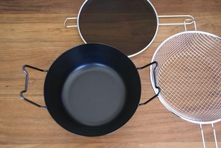揚げ物鍋1