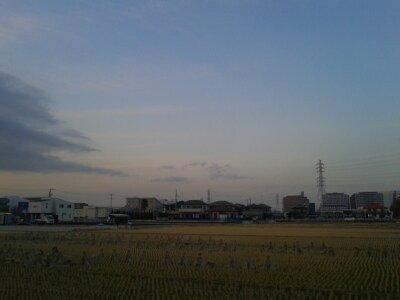 海老名風景2012年12月・9