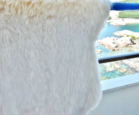 コストコ ムートン ラグ フリース 4匹 円 クリーニング 洗濯