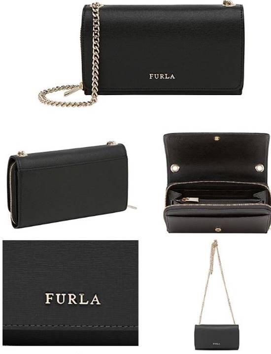 new styles 09f43 e62ac FURLA バビロン コンチネンタルフラップ ウォレット | Glitter ...