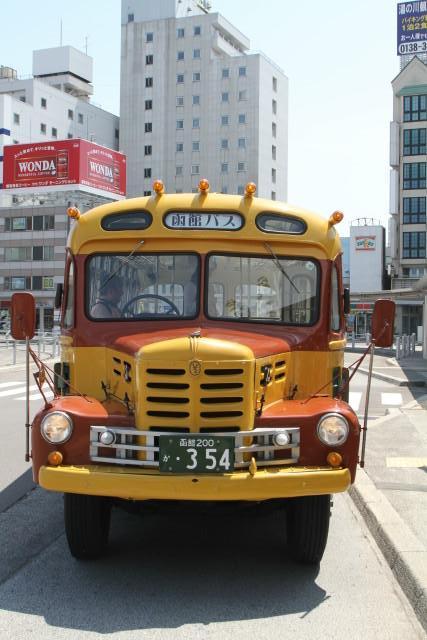 続. 函館 いすゞ ボンネットバス